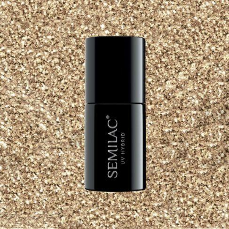 289 Semilac Uv Hybrid gél lakk - Jingle Bells  7ml