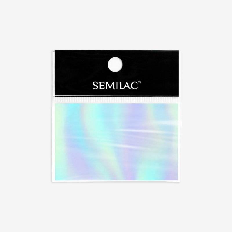 Semilac Transzfer fólia - Silver
