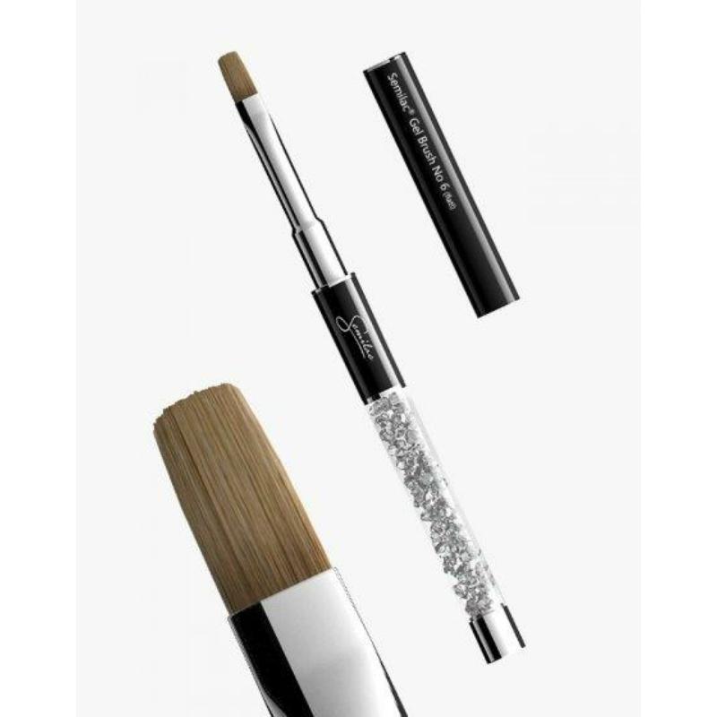 Gel Brush N 6 flat