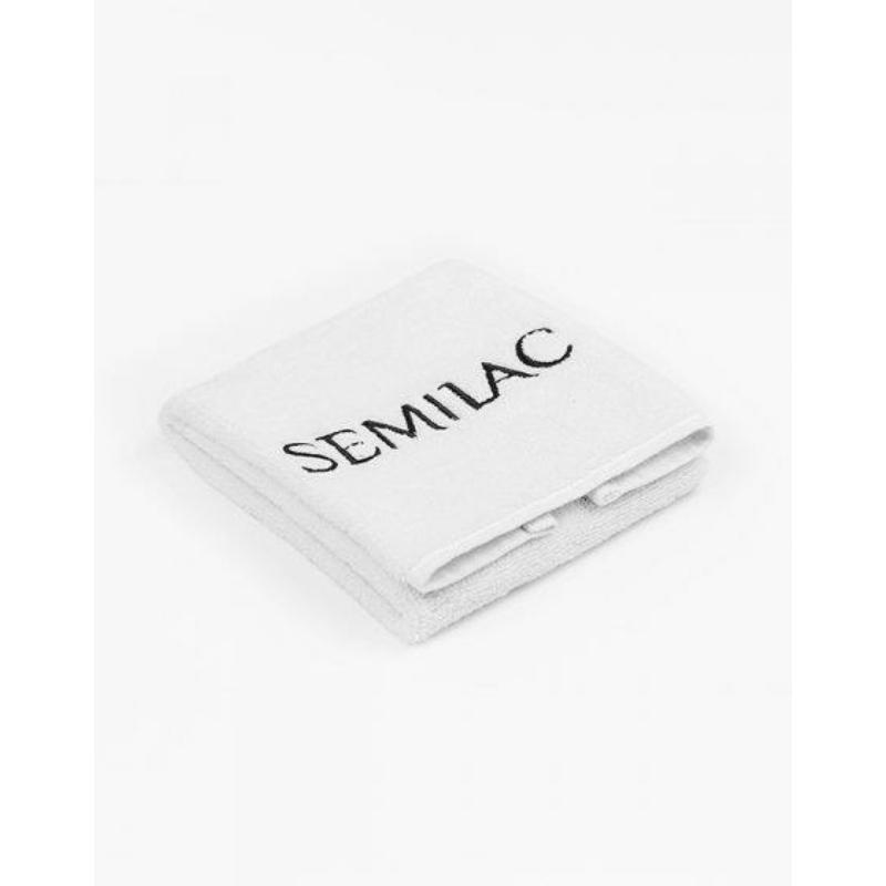 Semilac fehér törülköző