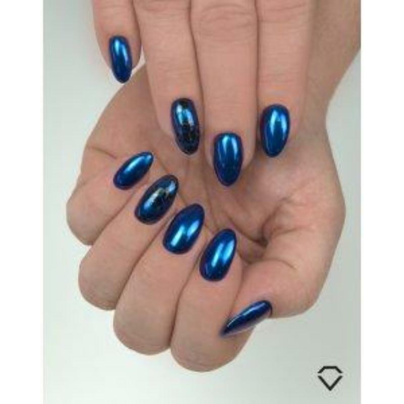 07 SemiFlash Mirror Blue Dragonfly