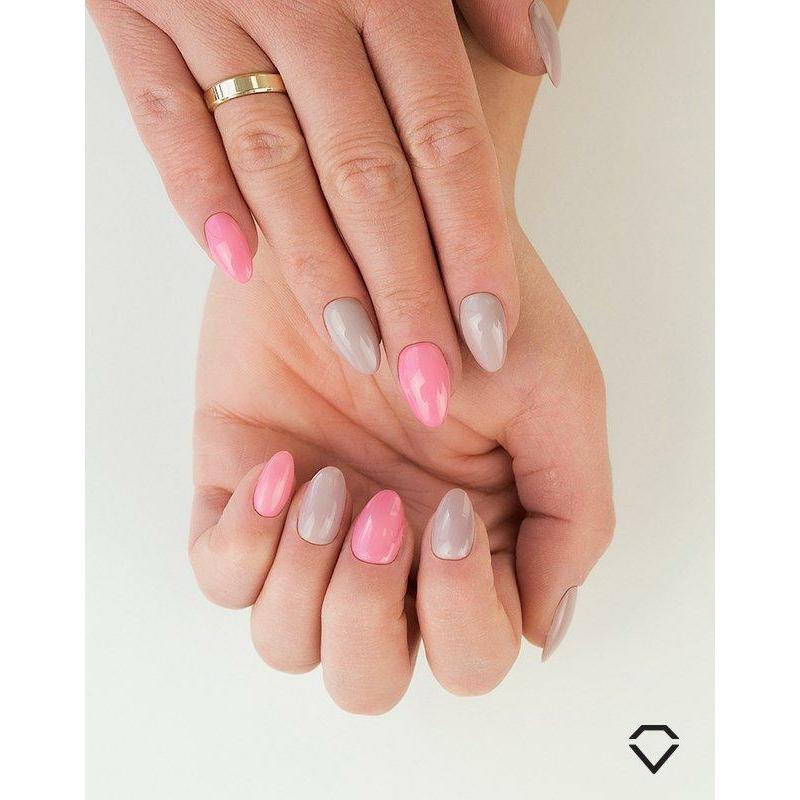 669 Semilac Flash Sunlight Effect Pink