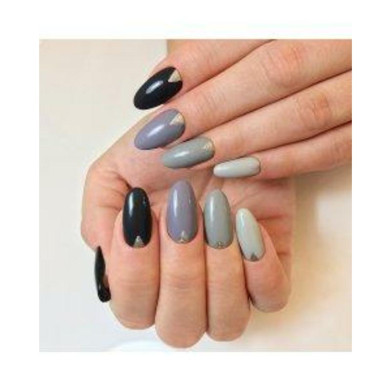 141 Színes Uv Zselé Semilac Lady In Grey 5ml